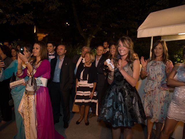 Il matrimonio di Luca e Amina a Coccaglio, Brescia 389