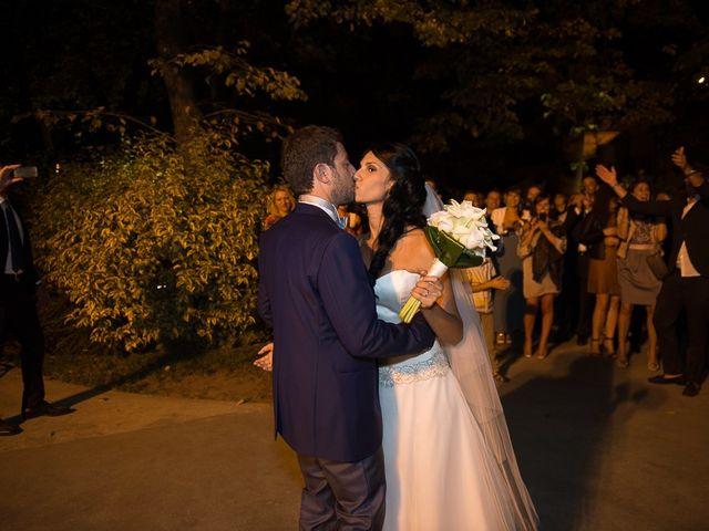 Il matrimonio di Luca e Amina a Coccaglio, Brescia 390