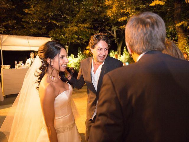 Il matrimonio di Luca e Amina a Coccaglio, Brescia 404
