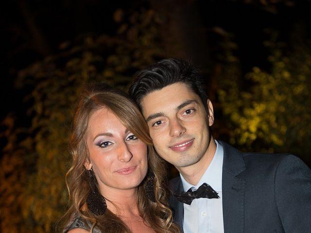 Il matrimonio di Luca e Amina a Coccaglio, Brescia 407