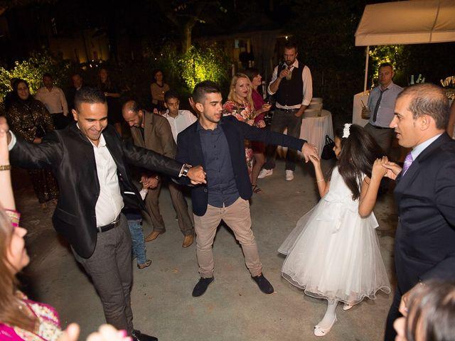 Il matrimonio di Luca e Amina a Coccaglio, Brescia 438
