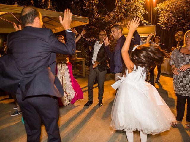 Il matrimonio di Luca e Amina a Coccaglio, Brescia 439