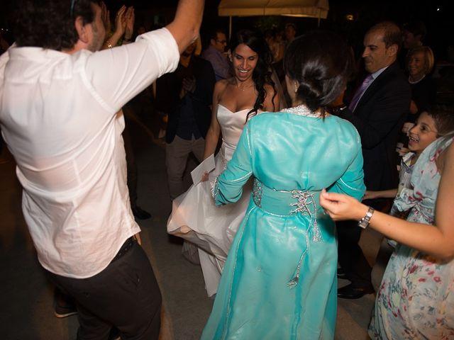 Il matrimonio di Luca e Amina a Coccaglio, Brescia 442