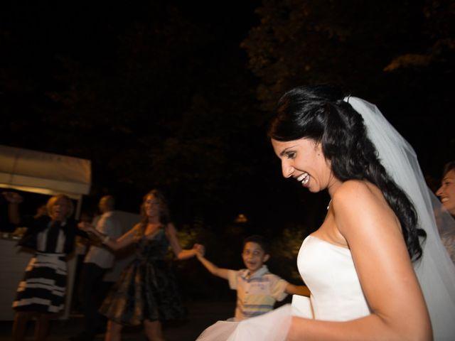 Il matrimonio di Luca e Amina a Coccaglio, Brescia 443