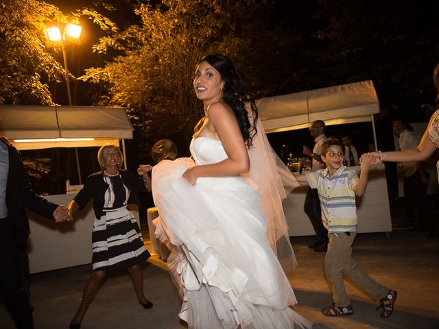 Il matrimonio di Luca e Amina a Coccaglio, Brescia 444