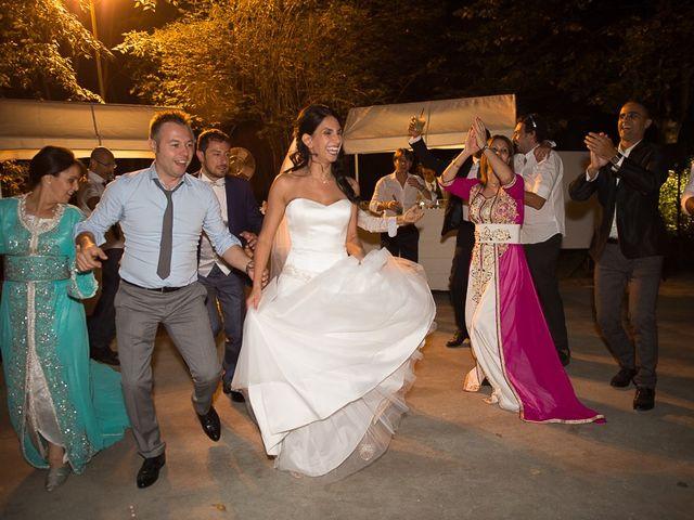 Il matrimonio di Luca e Amina a Coccaglio, Brescia 446