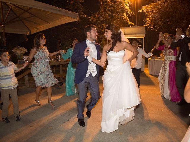 Il matrimonio di Luca e Amina a Coccaglio, Brescia 447