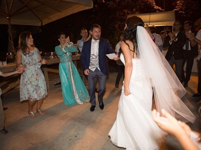 Il matrimonio di Luca e Amina a Coccaglio, Brescia 448