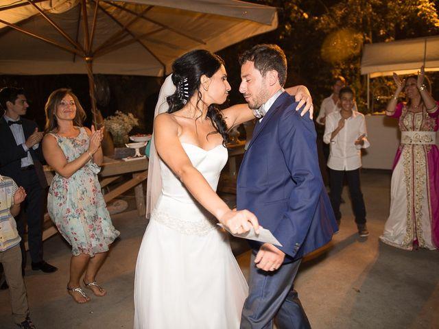 Il matrimonio di Luca e Amina a Coccaglio, Brescia 450