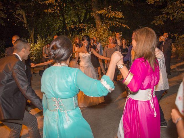 Il matrimonio di Luca e Amina a Coccaglio, Brescia 454