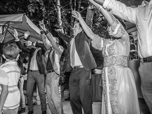 Il matrimonio di Luca e Amina a Coccaglio, Brescia 459