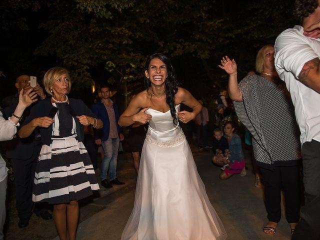 Il matrimonio di Luca e Amina a Coccaglio, Brescia 461