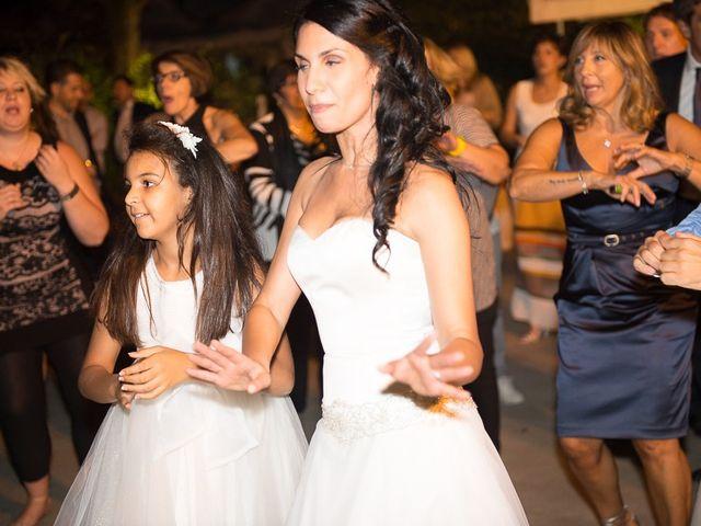Il matrimonio di Luca e Amina a Coccaglio, Brescia 469