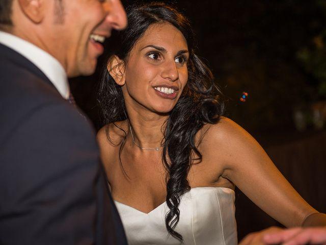 Il matrimonio di Luca e Amina a Coccaglio, Brescia 486
