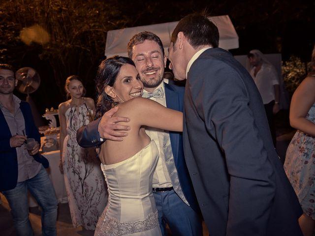 Il matrimonio di Luca e Amina a Coccaglio, Brescia 487