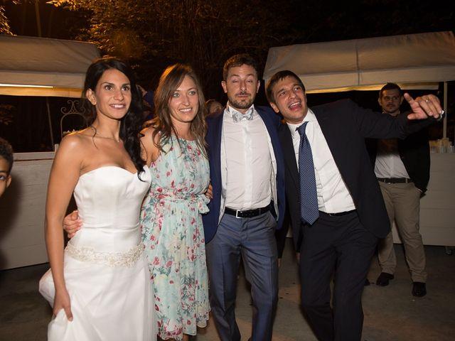 Il matrimonio di Luca e Amina a Coccaglio, Brescia 488