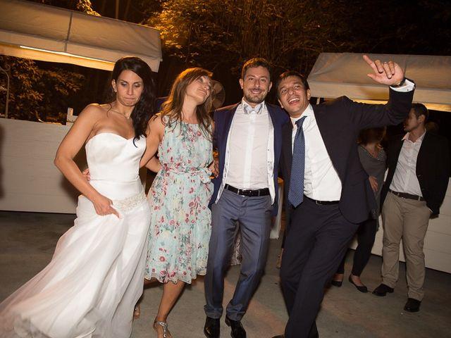 Il matrimonio di Luca e Amina a Coccaglio, Brescia 489