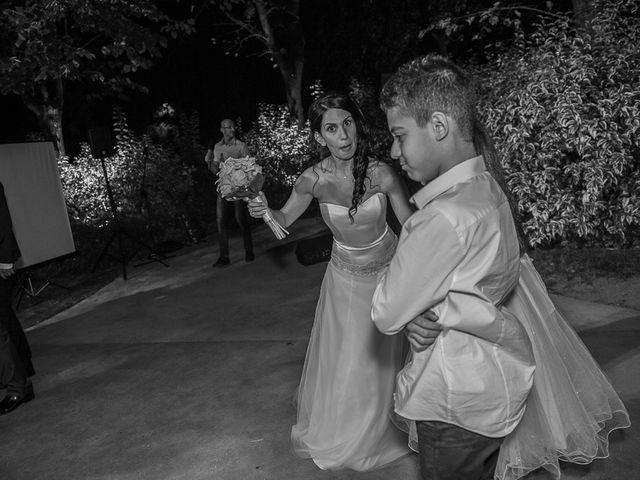Il matrimonio di Luca e Amina a Coccaglio, Brescia 492