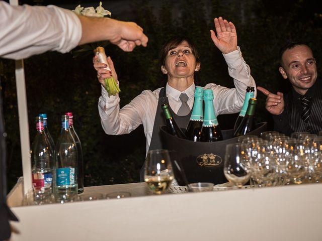 Il matrimonio di Luca e Amina a Coccaglio, Brescia 500