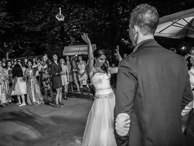 Il matrimonio di Luca e Amina a Coccaglio, Brescia 499