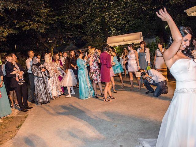 Il matrimonio di Luca e Amina a Coccaglio, Brescia 506