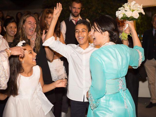 Il matrimonio di Luca e Amina a Coccaglio, Brescia 507