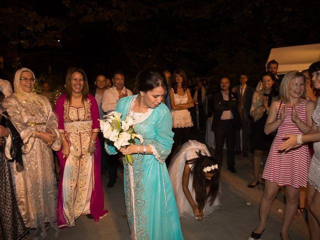 Il matrimonio di Luca e Amina a Coccaglio, Brescia 511