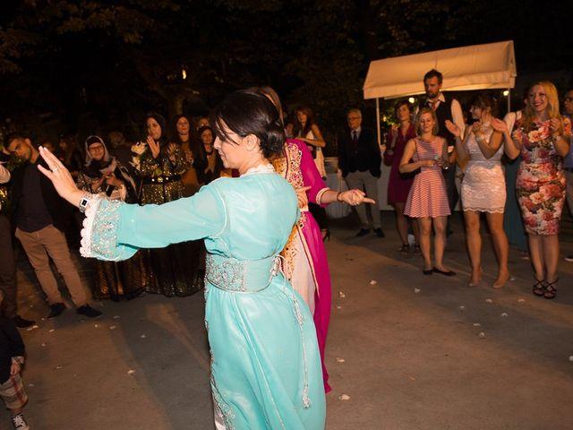 Il matrimonio di Luca e Amina a Coccaglio, Brescia 513