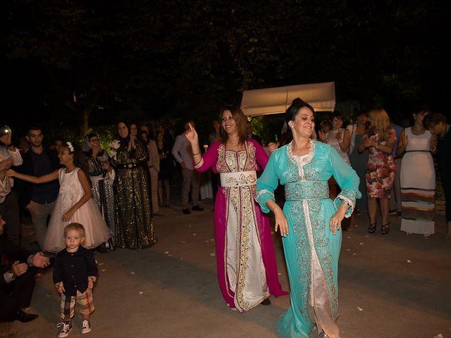 Il matrimonio di Luca e Amina a Coccaglio, Brescia 514