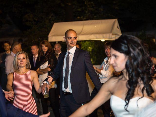 Il matrimonio di Luca e Amina a Coccaglio, Brescia 521