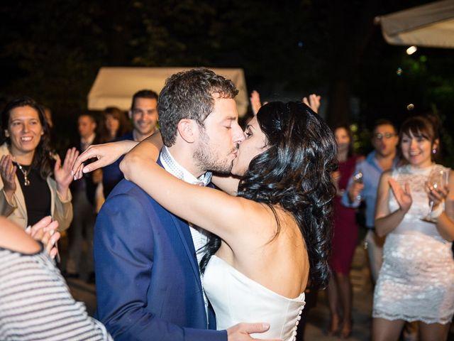 Il matrimonio di Luca e Amina a Coccaglio, Brescia 525