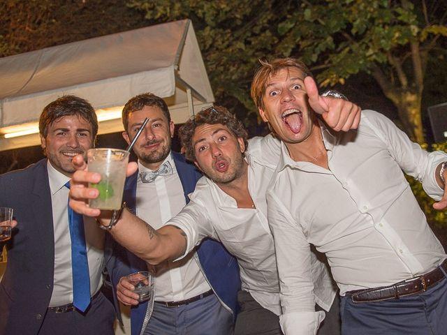 Il matrimonio di Luca e Amina a Coccaglio, Brescia 537