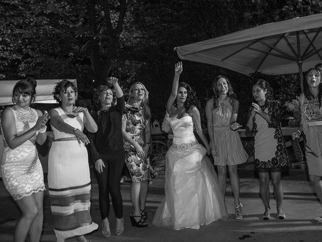 Il matrimonio di Luca e Amina a Coccaglio, Brescia 542