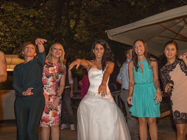 Il matrimonio di Luca e Amina a Coccaglio, Brescia 543