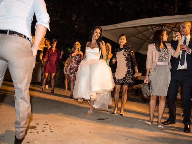 Il matrimonio di Luca e Amina a Coccaglio, Brescia 544