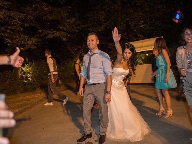 Il matrimonio di Luca e Amina a Coccaglio, Brescia 548