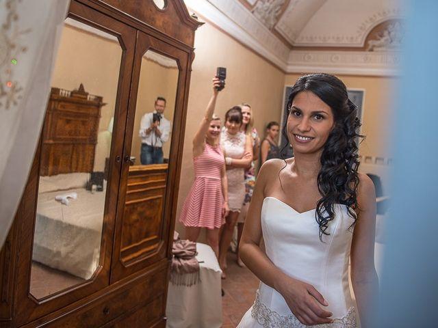 Il matrimonio di Luca e Amina a Coccaglio, Brescia 19
