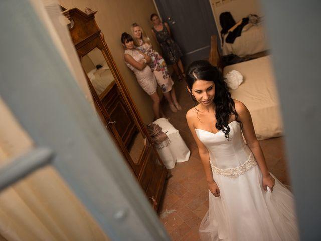 Il matrimonio di Luca e Amina a Coccaglio, Brescia 26