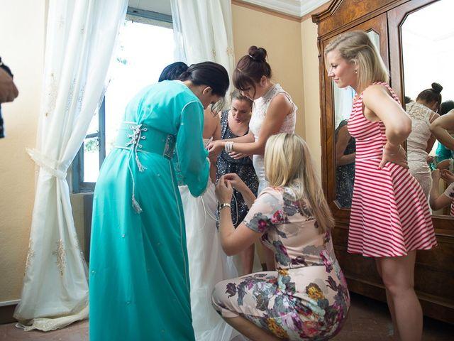 Il matrimonio di Luca e Amina a Coccaglio, Brescia 24