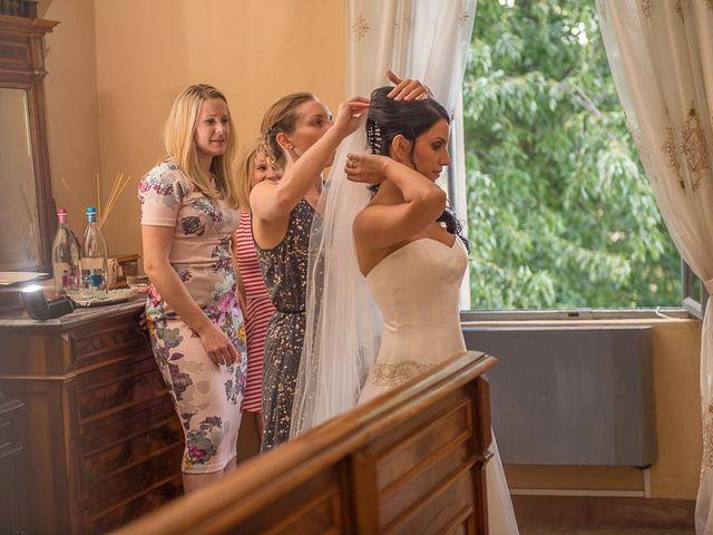 Il matrimonio di Luca e Amina a Coccaglio, Brescia 21