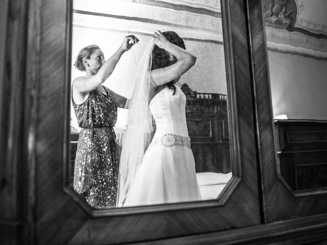 Il matrimonio di Luca e Amina a Coccaglio, Brescia 22