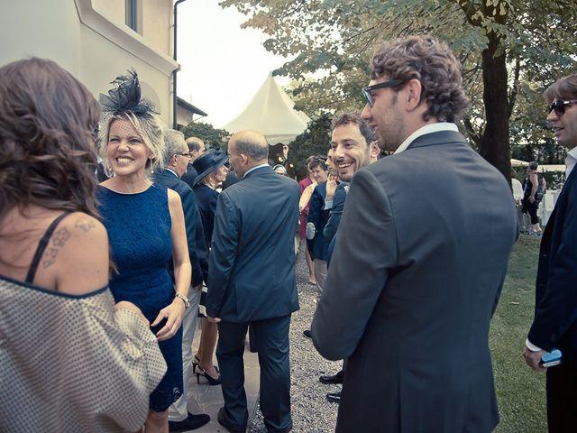 Il matrimonio di Luca e Amina a Coccaglio, Brescia 50