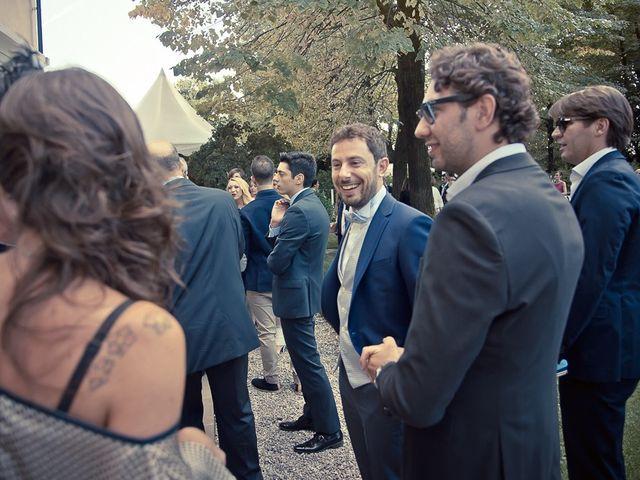 Il matrimonio di Luca e Amina a Coccaglio, Brescia 69