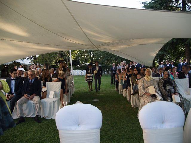 Il matrimonio di Luca e Amina a Coccaglio, Brescia 76