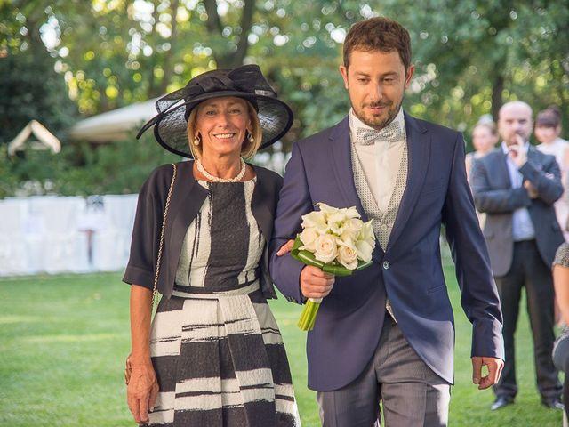 Il matrimonio di Luca e Amina a Coccaglio, Brescia 77
