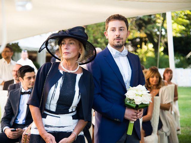 Il matrimonio di Luca e Amina a Coccaglio, Brescia 83