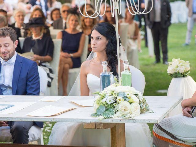 Il matrimonio di Luca e Amina a Coccaglio, Brescia 129