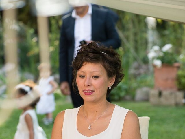 Il matrimonio di Luca e Amina a Coccaglio, Brescia 119