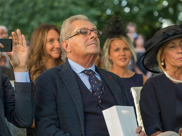 Il matrimonio di Luca e Amina a Coccaglio, Brescia 150