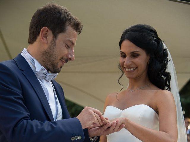 Il matrimonio di Luca e Amina a Coccaglio, Brescia 144